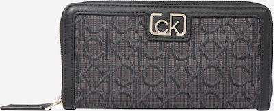 szürke / fekete Calvin Klein Pénztárcák, Termék nézet