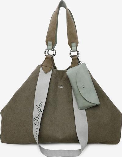 Fritzi aus Preußen Tasche in dunkelgrün, Produktansicht