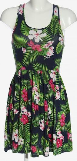 FB Sister Sommerkleid in S in grün / pink / schwarz, Produktansicht