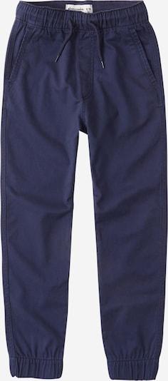 Pantaloni Abercrombie & Fitch di colore navy, Visualizzazione prodotti