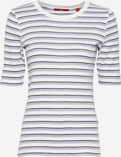s.Oliver Shirt in beige / grau, Produktansicht