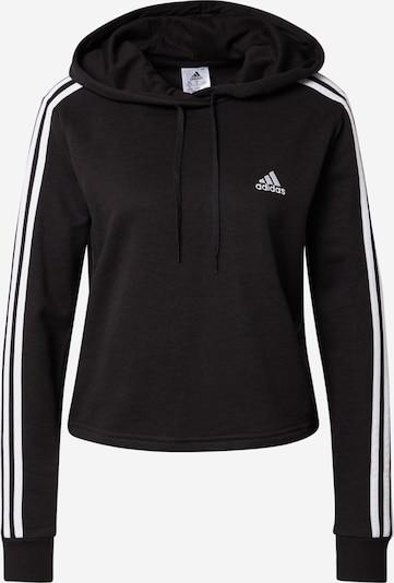 ADIDAS PERFORMANCE Sportiska tipa džemperis melns, Preces skats