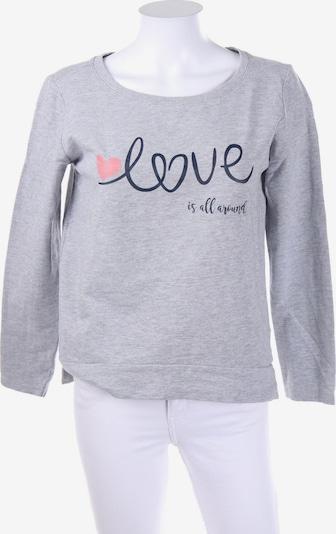 Blue Motion Sweatshirt & Zip-Up Hoodie in S-M in Light grey, Item view