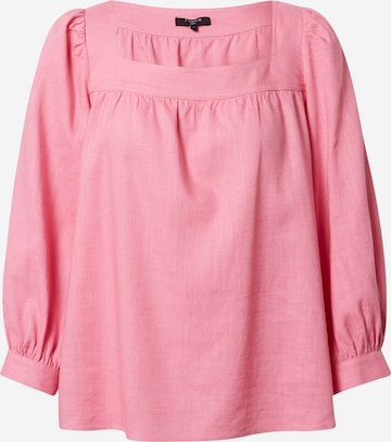 FRNCH PARIS Bluse in Pink