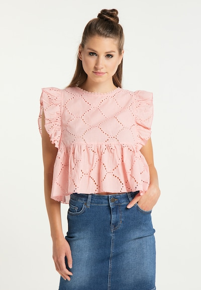 MYMO Top in pink: Frontalansicht
