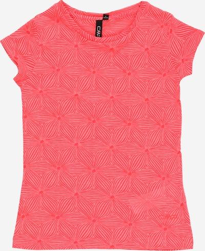 CMP T-Shirt fonctionnel en pitaya / rose ancienne, Vue avec produit