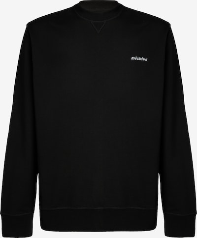 DICKIES Sweatshirt 'Loretto' in schwarz / weiß, Produktansicht