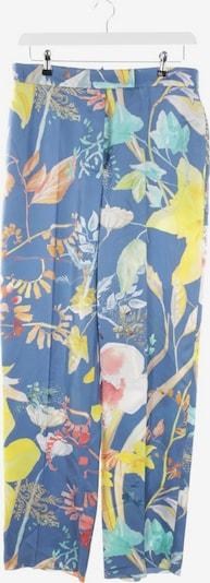 Agnona Seidenhose in L in mischfarben, Produktansicht