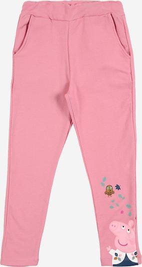 NAME IT Hose 'PEPPAPIG LOIS' in mischfarben / rosa, Produktansicht