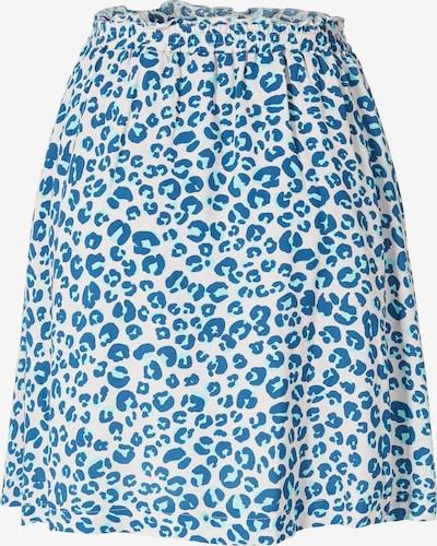 BLOOM Rok in de kleur Blauw / Azuur / Lichtblauw / Wit, Productweergave
