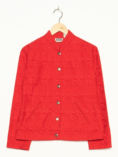 Chico's-Design Jacket & Coat in M-L in Blood red, Item view