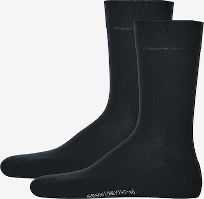 Hudson Socken in blau, Produktansicht