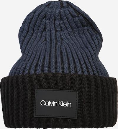 Calvin Klein Muts in de kleur Navy / Zwart, Productweergave