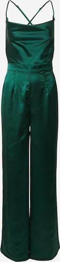 CLUB L LONDON Jumpsuit in Emerald, Item view