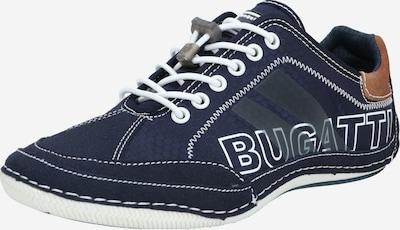 bugatti Nizke superge | nočno modra / rjava / bela barva, Prikaz izdelka