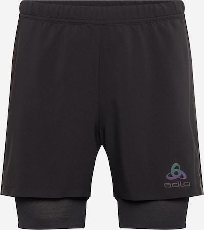 ODLO Pantalón deportivo en negro, Vista del producto