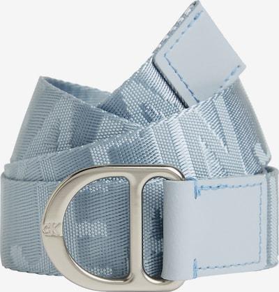 Calvin Klein Jeans Gürtel in hellblau, Produktansicht