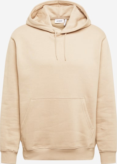 WEEKDAY Sweatshirt in de kleur Beige, Productweergave