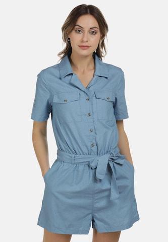 DreiMaster Vintage Jumpsuit in Blau