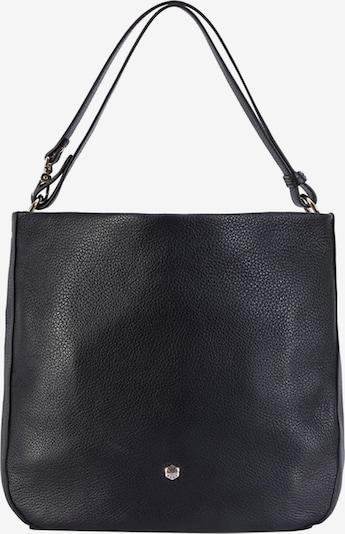 Jekyll & Hide Schultertasche 'Capri' in schwarz, Produktansicht