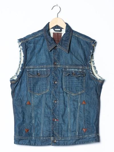 GUESS Jeansweste in L in dunkelblau, Produktansicht