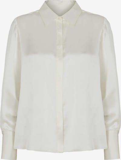 ECHTE Klassische Bluse aus reiner Seide in beige, Produktansicht