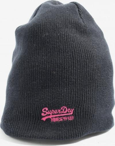 Superdry Strickmütze in XS-XL in schwarz, Produktansicht
