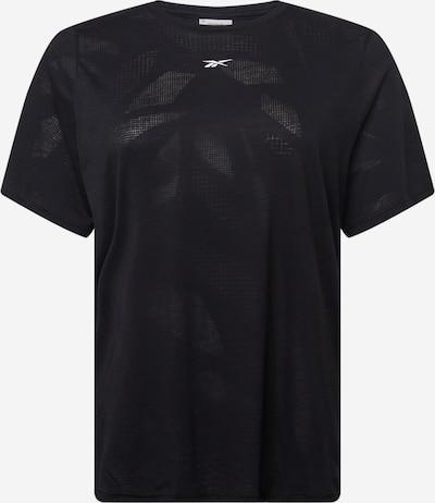 Reebok Sport Sportshirt in schwarz, Produktansicht