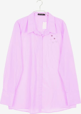 JETTE Bluse in XXL in Pink