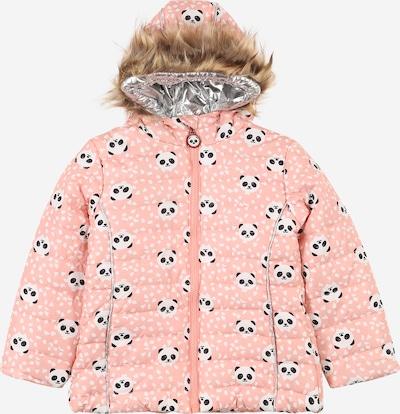 LEMON BERET Jacke in rosa / schwarz / weiß, Produktansicht