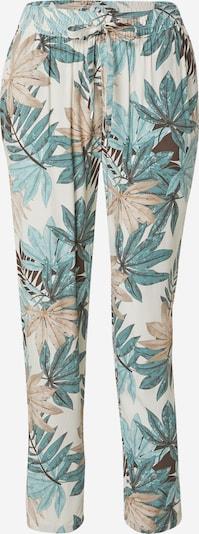 Hailys Pantalon 'Ricky' en mélange de couleurs / blanc, Vue avec produit