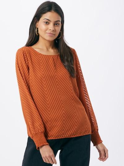 Palaidinė 'Anne Lena' iš ONLY , spalva - rusvai oranžinė, Modelio vaizdas