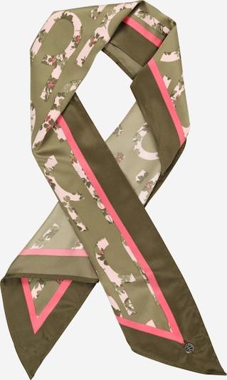 Skara iš ESPRIT , spalva - rusvai žalia / rožinė / balta, Prekių apžvalga