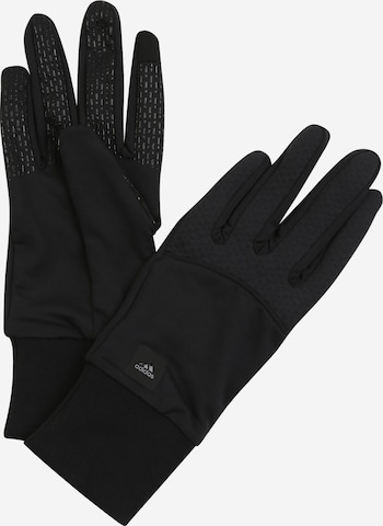 adidas Golf Handschuhe 'CLMWRM' in Schwarz