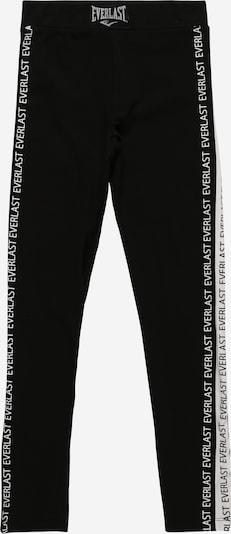 OVS Leggings en noir / blanc, Vue avec produit