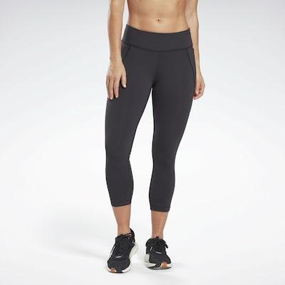 Reebok Sport Workout Pants in Black, View model