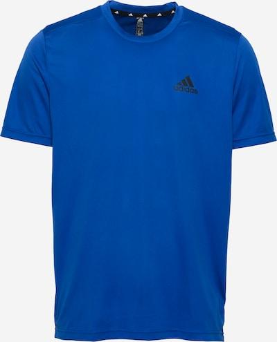 ADIDAS PERFORMANCE Toiminnallinen paita värissä tummansininen / musta, Tuotenäkymä