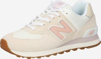 new balance Sneaker low  'WL 574 ' in creme, Produktansicht