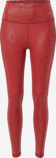 Pantaloni sport 'Moto' PUMA pe roșu intens, Vizualizare produs