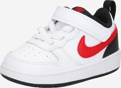 Nike Sportswear Tenisky 'Court Borough 2' - staroružová / červená / čierna / biela, Produkt