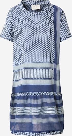Cecilie Copenhagen Obleka | modra / bela barva, Prikaz izdelka