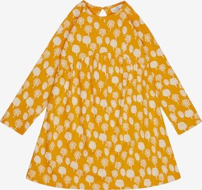 Sense Organics Kleid 'Anni' in goldgelb / weiß, Produktansicht