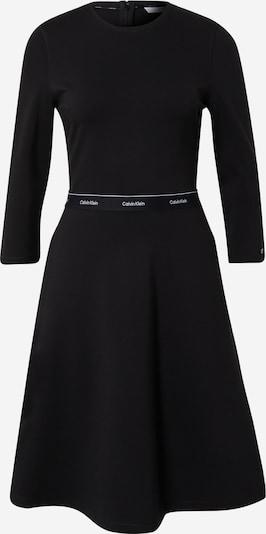 Calvin Klein Kleid 'Milano' in schwarz / weiß, Produktansicht