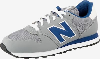 new balance Sneaker in blau / grau / weiß, Produktansicht