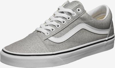 VANS Baskets basses 'Old Skool' en gris chiné / blanc, Vue avec produit