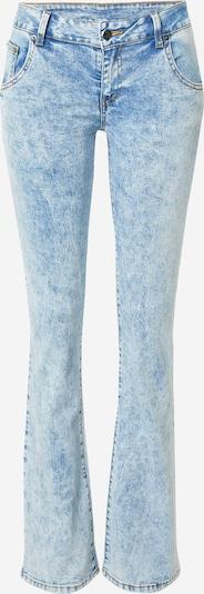 VIERVIER Jeans 'Sandra' in blue denim, Produktansicht