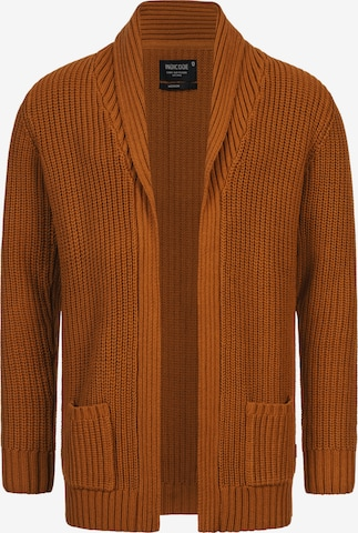 Vestes en maille INDICODE JEANS en marron