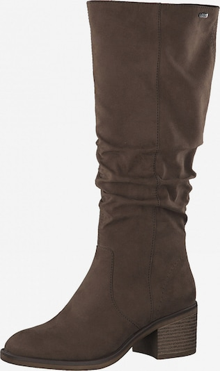 s.Oliver Stiefel in taupe, Produktansicht