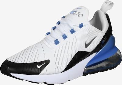 NIKE Sneaker 'Air Max 270' in blau / schwarz / weiß, Produktansicht