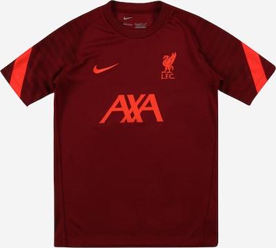 NIKE Funktionsshirt 'Liverpool FC' in melone / dunkelrot, Produktansicht